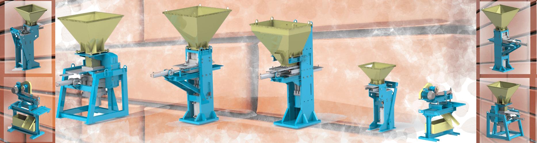 Оборудование для производства гиперпрессованного кирпича