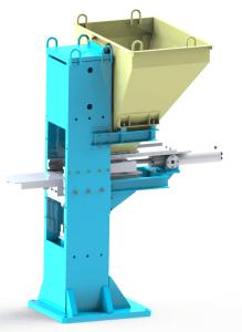Установка двухстороннего формования УФ-2